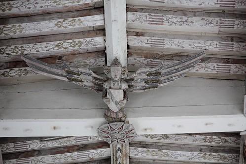 Blythburgh, Suffolk, Holy Trinity Church.