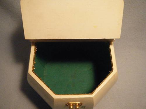 Octagon Wood Handbag 3