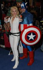 Sharon Carter & Captain America