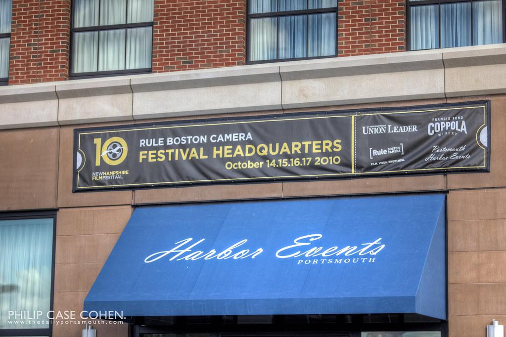 New Hampshire Film Festival HQ at the Residence Inn