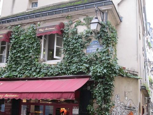 Chez Marianne. Paris