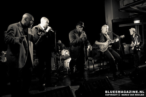 Jim Byrnes and The Sojourners