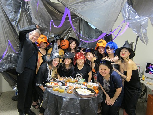 Deepavalloween lunch party @ LASALLE