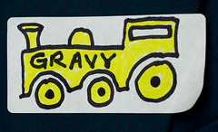 hallowe'en gravy train