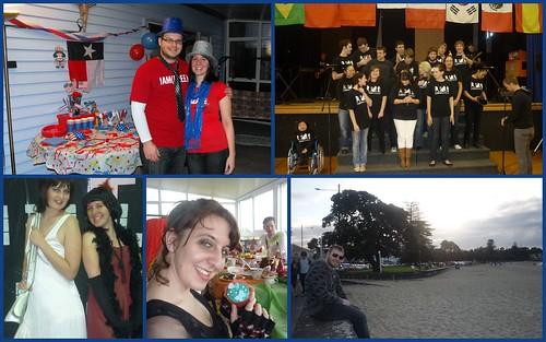 July-November montage