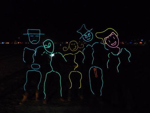 Neon Family