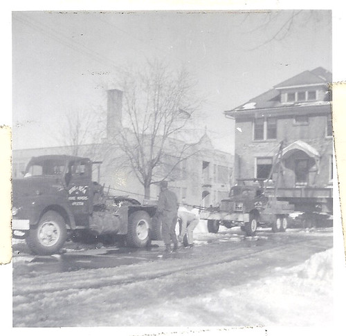 Moving Old Convent
