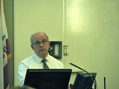 Joe Hunt at UC Davis - Social Network Analysis...