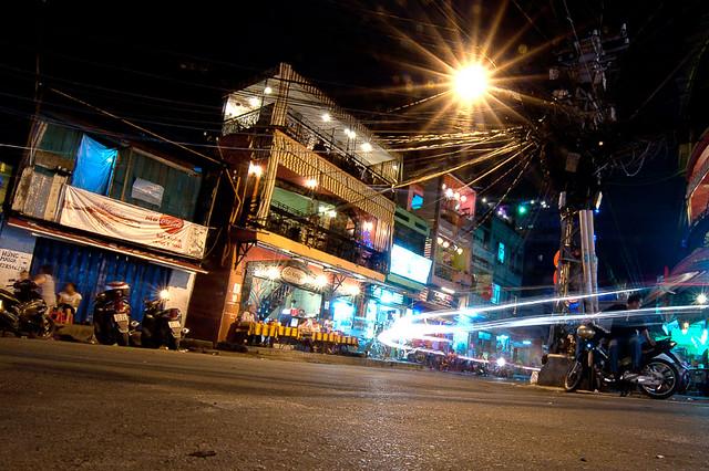 Pham Ngu Lao Area