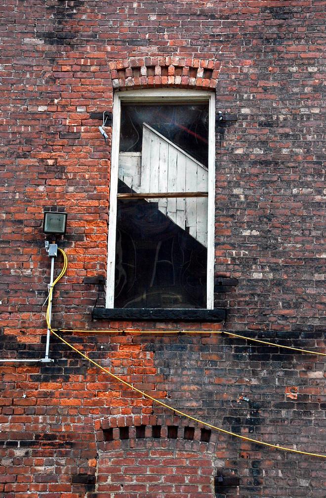 Loft building, Paterson, NJ
