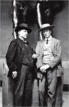 Henry James e Andersen