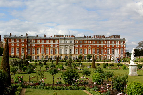 Gardens of Hampton Court