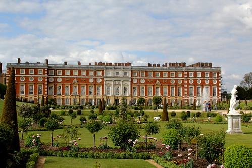 Gardens of Hampton Court