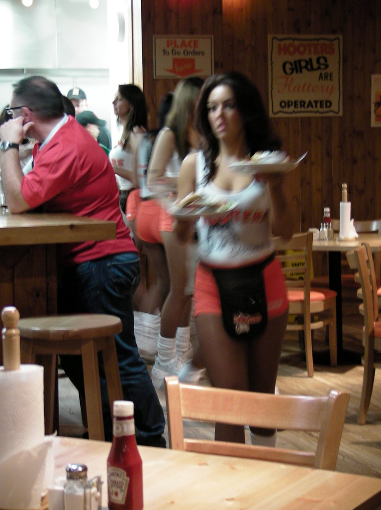 Hooters - Cardiff