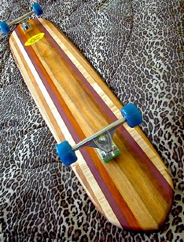 LONGBOARDS by FATBOY   Ministry of Wood, Skateboard Builder