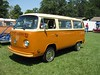 """Orang and Tan bay-window VW bus - 2 • <a style=""""font-size:0.8em;"""" href=""""http://www.flickr.com/photos/16083347@N00/4836272993/"""" target=""""_blank"""">View on Flickr</a>"""