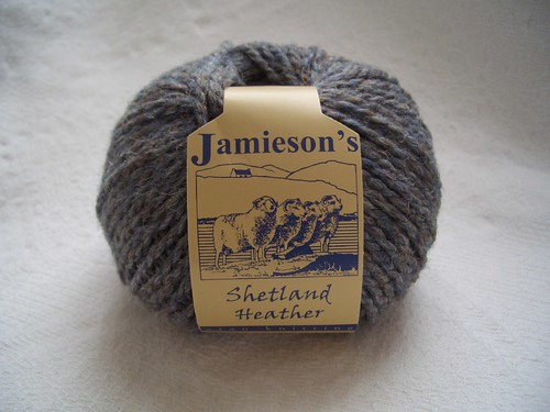 Jamieson's Shetland Heather - Eider Duck