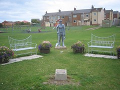 Boosbeck Miner Sculpture