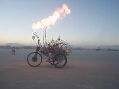 human-powered firemobile