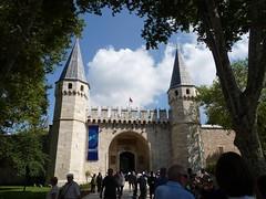 Topkapi Palast - Begrüßungseingang