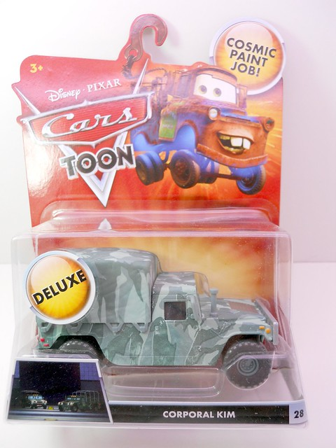 cars toon deluxe corporal kim (1)