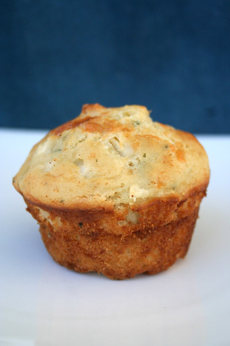 Apple, Gruyere and Sage Muffins