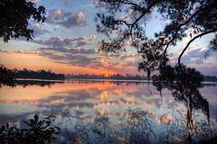 Sunrise 2 @ Indian Creek Recreation Area, Wood...