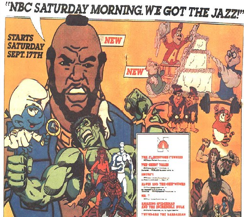 NBC Saturday Morning (1980s)