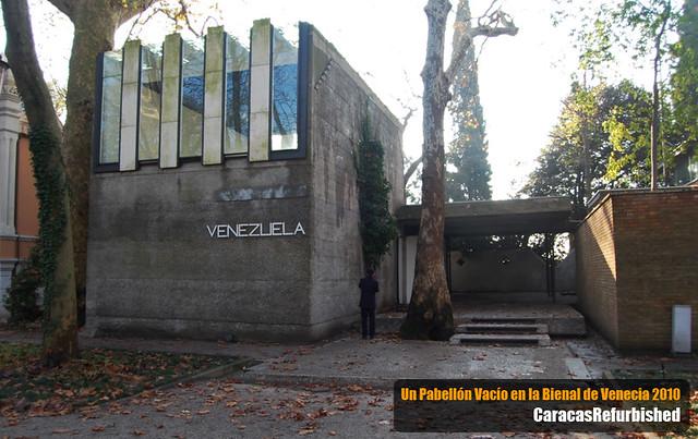 1 Un Pabellón Vacío en la Bienal de Venecia 2010