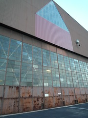 Delta Museum in Original Atlanta Hangar