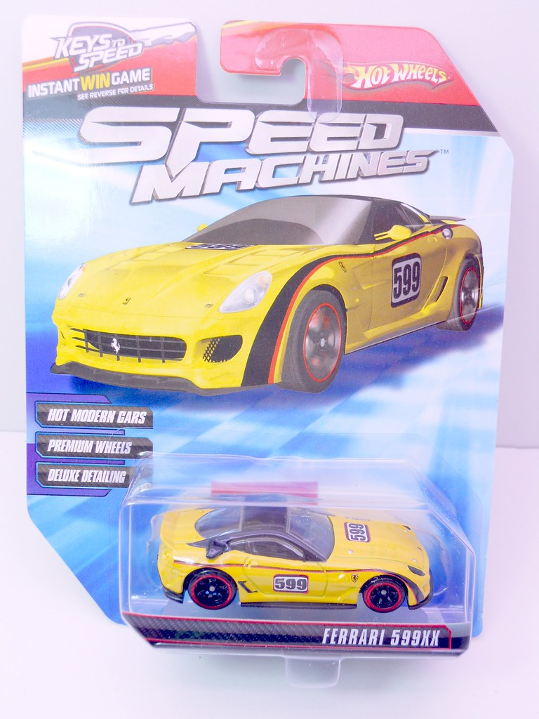 hws speed machines Ferrari 599XX (1)