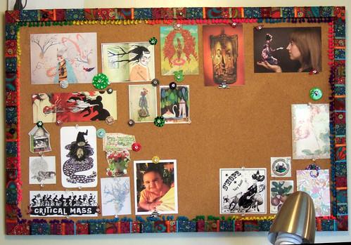 Inspiration board September 2010