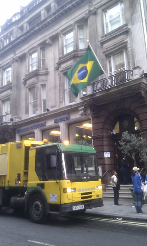 Brazil Presidential Election in London