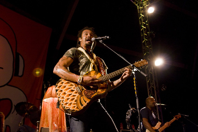 Michael Franti & Spearhead @ The Village