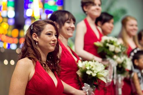 J+A Bridesmaids