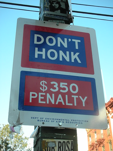 Don't Honk