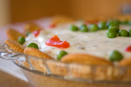chiffon chicken pie