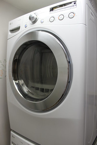 New Washer Dryer!