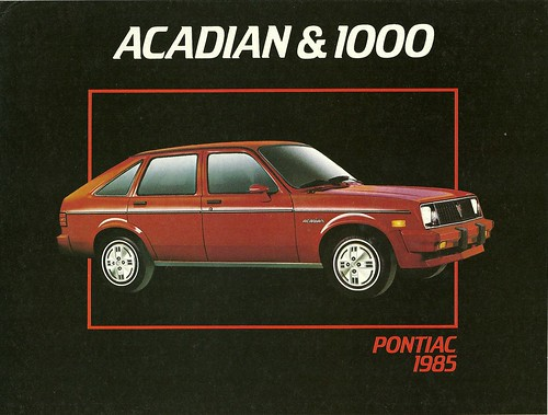 Pontiac Acadian
