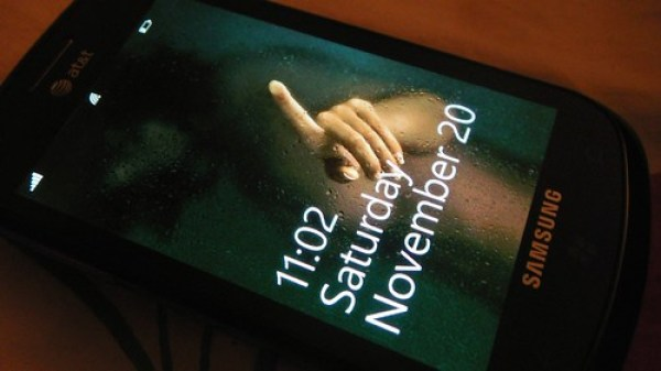WP7 Lock Screen