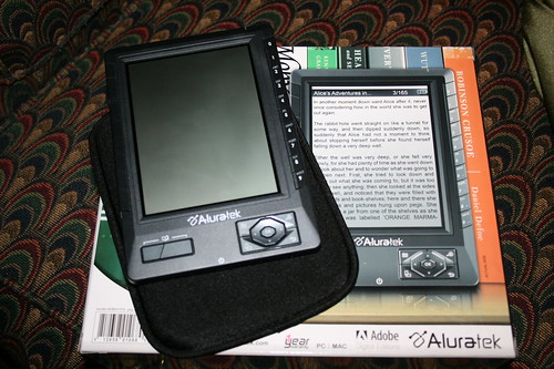 My new e-reader-Libre
