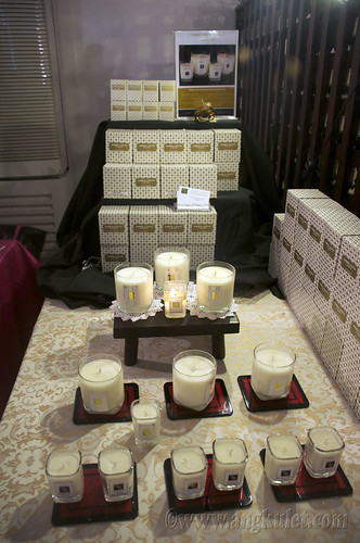 Amber Lights Scented Soya Candles (Global Pinoy Bazaar 2010)