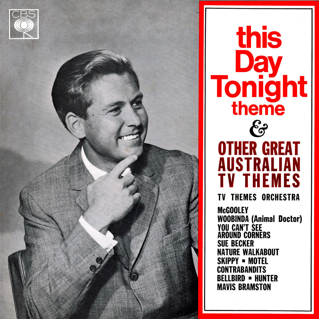Sven Libaek - This Day Tonight Theme & Other Great Australian TV Themes