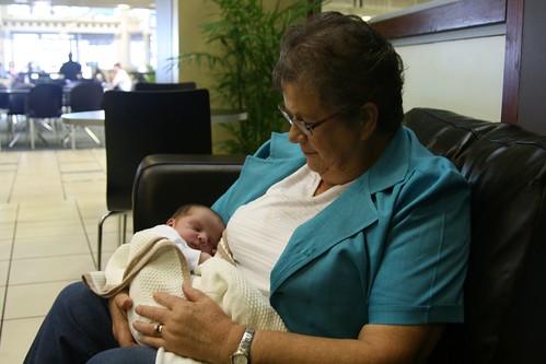 Grandma and Arlo