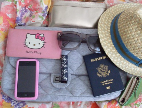 what's in my bag for america's birthday