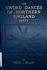 Book cover of The Sword Dances of Northern Eng...