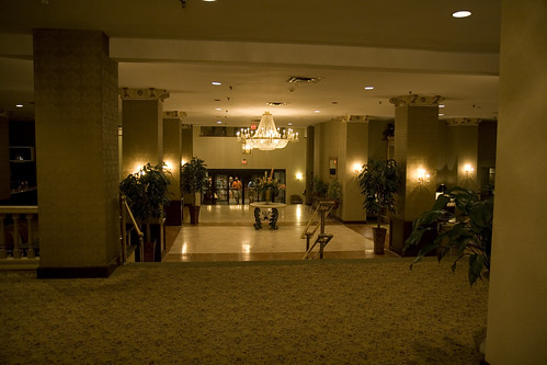 Eastland Park Hotel Lobby