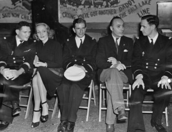 Image result for starlets at the hollywood canteen