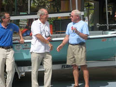 Jimmy Buffett Boat Donation