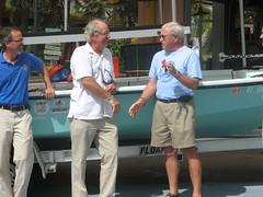 Jimmy Buffett Boat Donation